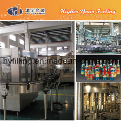 Glass Bottle White Wine Fillling Machine