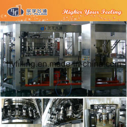 Carbonated Drinks Filling-Sealing Machine for Aluminium Can