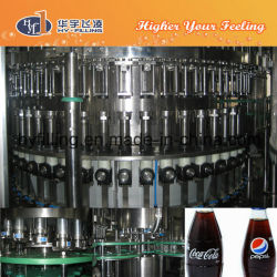 Full Automatic Glass Bottle Cola Filling Machine