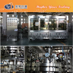 Aluminium Can Beer Filling Machine