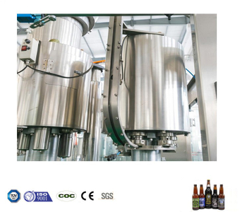 Beer Filling Machine Introduction
