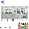 Automatic Fruit Juice Making Machine Hot Filling Machine Beverage Production Line Processing Equipment