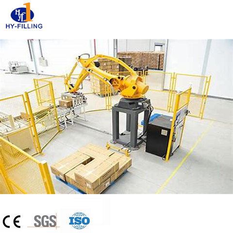 Full Automatic Robot Palletizing System (MD Series)